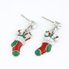 Wholesale handmade christmas earrings
