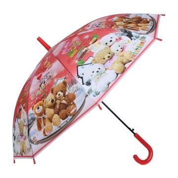Nettes kreatives Tierdruck-Kind / Kinder / Kind-Regenschirm (SK-15)