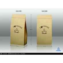 O papel feito sob encomenda de alta qualidade do OEM 2018 da fábrica leva embora a embalagem do café