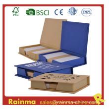 Eco Loose Leaf Memo Pad in Gift Box
