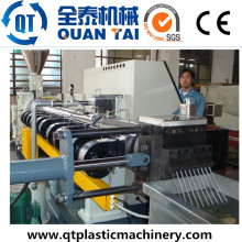 PE PP Filler Masterbatch Extruder Machine/ Compounding Machine/Double Screw Extruder