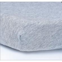 Supreme 100% Organic Knit Crib Sheet, Mint