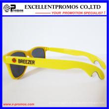 Gafas de sol impresas coloridas del partido del partido con el abrelatas de botella (EP-G9216)