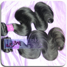 Full Cuticle Untreated Body Wave Cambodian Virgin Human Hair Extension