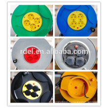 Европе стандартный электрический кабельный барабан 50meter одобренный CE