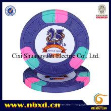9,5g 3-Tone M Sticker Chip (SY-C07)