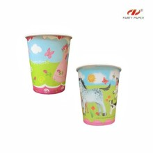 Promotional Animal Paper Cup With Top Quality