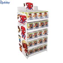 Nuevo diseño de alta calidad Mejor precio cartón Funko Pop Display Stand