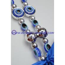 Big Blue Evil Eye Wall Hanging Ornament for Protection Wholesale