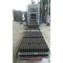 Máquinas de fabricação de tijolos usadas em kenya low investment high return