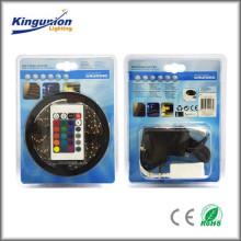 Китай оптовой Светодиодные полосы света Блистер пакет с контроллером и удаленного обеспечения торговли