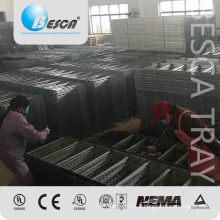 Metal Iron Bar Offshore Cable Ladder For Anti-Corrosion