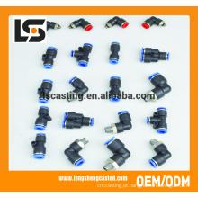 Acessórios de encanamento de PVC de qualidade superior Conector de plástico