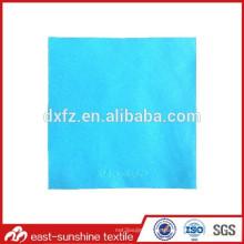 Hochwertiges Microfaser-Reinigungstuch mit beeindruckendem Logo; Kundengebundenes heißes gestempeltes Mikrofaser-Reinigungstuch