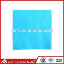 High Quality Microfiber Cleaning Cloth with Impressing Logo; Customized Hot Stamped Microfiber Cleaning Cloth
