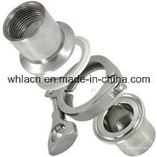 Edelstahl Casting Pipe Adapter (Wachsausschmelzverfahren)