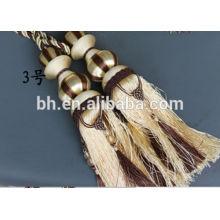 Vorhang Schnur Gewicht, dekoratives Seil für Vorhang, Vorhang Quaste Fransen, Vorhang Seil