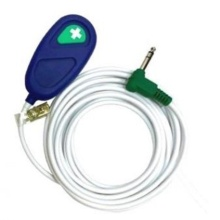 Emergancy nurse call button with 3m cord