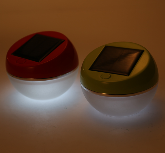 Solar Reading Light