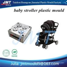 OEM plastic injection baby modern stroller mold manufacturer