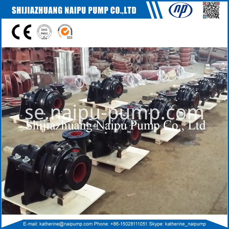 100dl Warman Pump