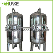 Ss304 Sand Carbon Mechanical Filter Housing for Water Treatment for Sale