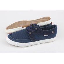 Men Shoes Leisure Comfort Men Canvas Shoes Snc-0215103