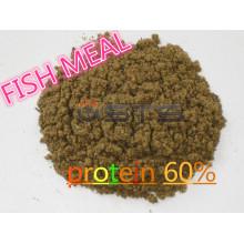 Refeição Quente de Peixe com Alta Proteína para Ração Animal