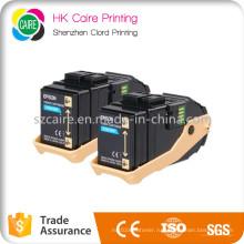 Совместимый цветной Тонер картридж для Epson Aculaser C9300