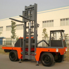 10 ton diesel side lift forklift pipes factory
