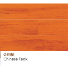 Revestimento de madeira laminado tecida chinês da folhosa