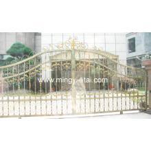 Металлические садовые ворота Европы