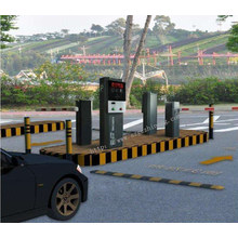 Automated Ticket Dispenser Machine Parking System with IC Card