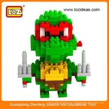 La venta al por mayor 3D adolescente mutante ninja tortugas figura juguetes, ninja tortugas juguetes figura de acción