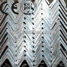 SUS 304 / 304L Angle d'acier inoxydable de haute qualité
