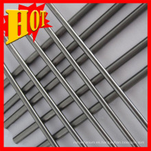 Gr2 Gr5 Forja barra redonda y varilla de titanio