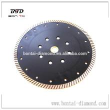 Dry & Wet turbo cutting disc granite, Engineering brick,Clay pipes, Concrete & Masonry