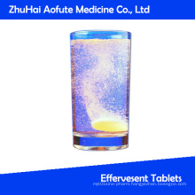 Healthy Food Effervesent Tablets (OEM)