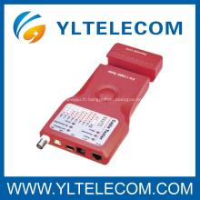 Outils de réseautage réseau Cable testeur matériel multi-modulaire