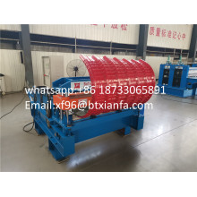 Hydraulic Arch Machine for roof