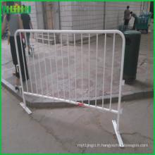 Barrières de sécurité routière
