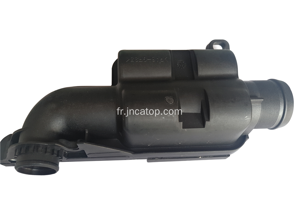 9647507680 Tuyau d'aspiration de turbocompresseur d'Assy de thermostat