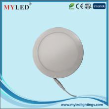 8 pulgadas CE Empotrable Downlight 18w delgado LED Panel de luz
