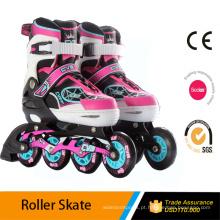 Patins de gelo de boa qualidade / ajuste de skate