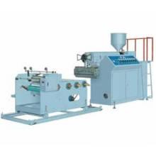 Máquina de la película del estiramiento Ft-500 Capa Única (CE)