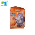 Сумка для хранения корма для домашних животных с заморозкой