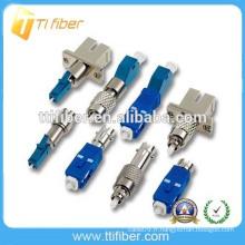 0-10dB Singlemode LC / SC / FC / ST atténuateur fibre optique femelle mâle à femelle