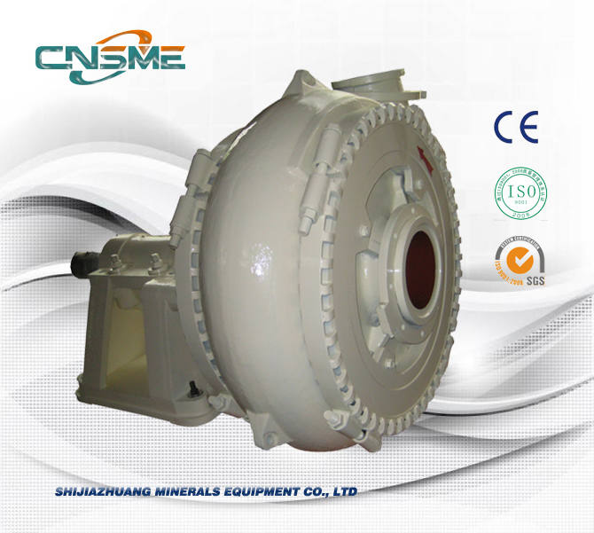 Pasir Horizontal Suction Dredging Pump
