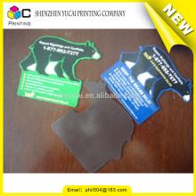 Trustware China fornecedor de ímã barato e cartão de visita magnético