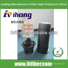 Fechamento de divisor de fibra óptica / vertical